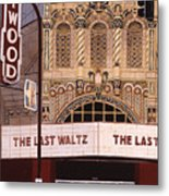 The Last Waltz Metal Print