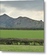 The Lawley From North East Fields Metal Print