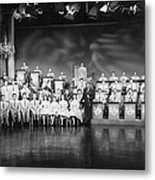 The Lawrence Welk Show Metal Print