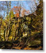 The Ledges  Metal Print