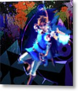 The Legend Of Zelda Breath Of The Wild Metal Print