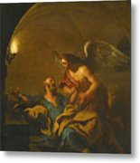 The Liberation Of Saint Peter Metal Print