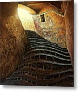 The Light At The End Of The Tunel Metal Print