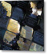 The Light Is Here Metal Print