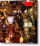 The Light Shop Marrakesh Metal Print