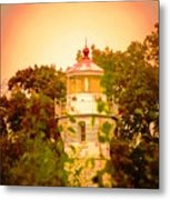 The Light Tower Metal Print