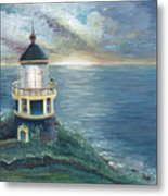 The Lighthouse Metal Print