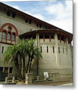 The Lightner Museum Metal Print