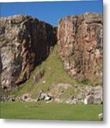 The Little Orme Metal Print