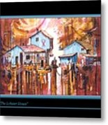 The Lobster House Metal Print