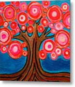 The Lollipop Tree Metal Print