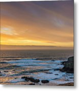 The Long View Metal Print
