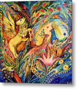 The Lord Of The Sea Metal Print