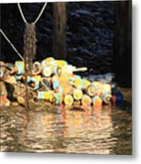 The Lost Bouys Metal Print