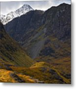 The Lost Valley Glencoe Metal Print