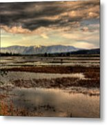 The Lower Pack River Idaho Metal Print