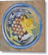 The Magic Bowl II Metal Print