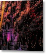 The Magic Of Disney Metal Print