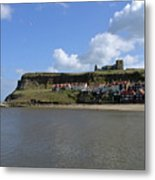 The Majestic East Cliff Metal Print