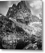The Majesty Of Mountains Metal Print
