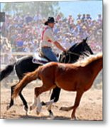The Man From Snowy River Metal Print