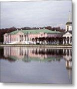 The Manor Of Kuskovo, Moscow Metal Print