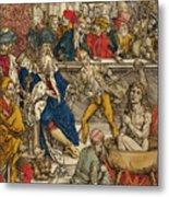 The Martyrdom Of St John Metal Print