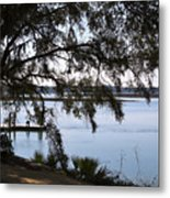 The May River In Bluffton Metal Print