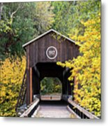 The Mckee Bridge Metal Print