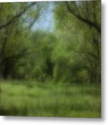 The Meadow Metal Print