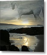 The Melody Of Love Metal Print