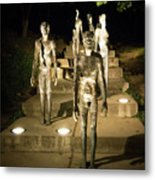 The Memorial To The Victims Of Communism Metal Print
