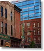 The Merchants Nashville Metal Print