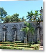 The Miami Monastery Metal Print