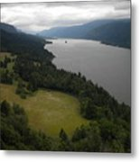 The Mighty Columbia Metal Print
