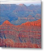 The Mighty Grand Canyon Metal Print