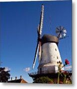 The Mill At Dybbol Metal Print