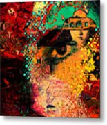 The Mind's Eye Metal Print