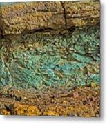 The Minerals Metal Print