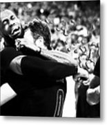 The Miracle At The Oracle 2 Metal Print
