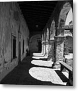 The Mission Arches Metal Print