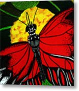 The Monarch Metal Print by Ramneek Narang