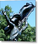 The Monument To The Soldiers And Sailors Of The Confederacy Metal Print