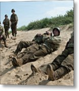 The Monuments Men Metal Print