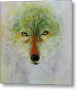 The Moon Tribe Metal Print