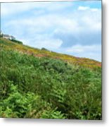 The Moor At Howth Metal Print