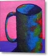 The Morning Cup Of Coffee Metal Print