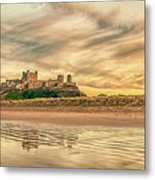 The Most Beautiful Castle In The World Metal Print