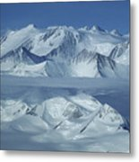 The Mount Vinson Massif 16, 059 Metal Print