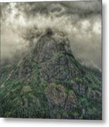 The Mountains Of Alaska  Metal Print